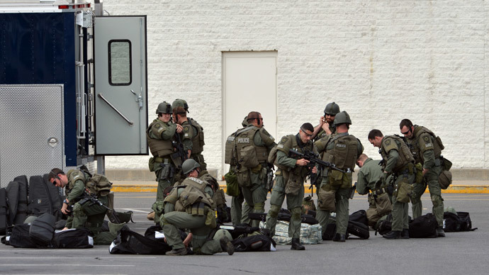 OUTRAGE: No Charges For SWAT Officers Who Maimed Toddler During Raid