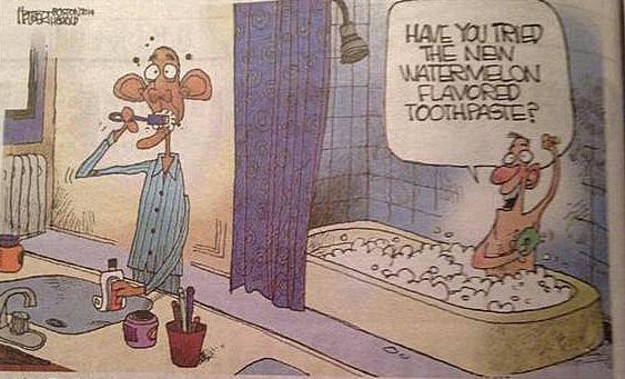 Boston Herald Runs Obama Cartoon Involving Watermelon