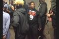 Alert– Ferguson Protestors INSIDE St. Louis County Police dept. Attempting takeover???!!!