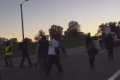 Happening now– {Live Video} Gunna F@#%$ SH@T up tonight— Chanted by Ferguson Protestors.