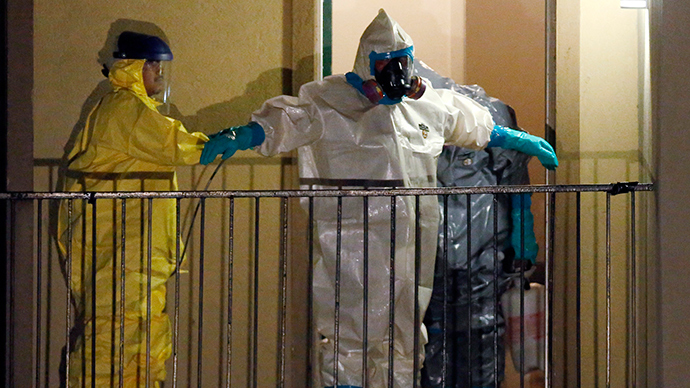BREAKING: FDA Approves Experimental Vaccine For Ebola Treatment