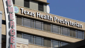 General view of Texas Health Presbyterian Hospital in Dallas, Texas October 1, 2014. (Reuters)