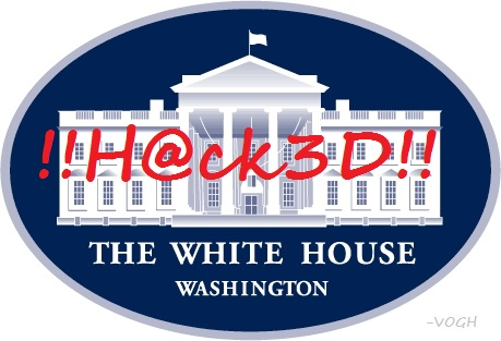 LIVE Hacking Cyber Attack map….  WHITE HOUSE HACKED!