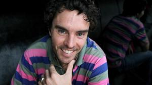 Actor and filmmaker Damon Gameau. Picture File Source: News Limited