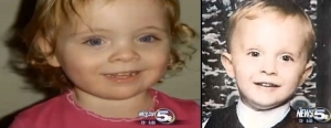 5-year-old Natalie and 3-year-old Chase