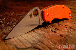 Spyderco UK Pen Knife was at the center of the false arrest by NYPD