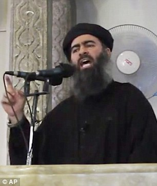 US airstrikes gravely wound, possibly kill, ISIS leader, al-Baghdadi