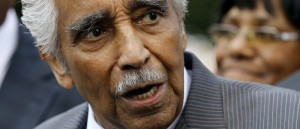 Charlie Rangel, one of the top racists of the democrat party