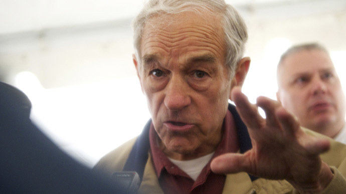 RON PAUL: 'Gun Control and Interventionism Leads to Less Safety'