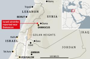 Israel-Syria-airstrike-001
