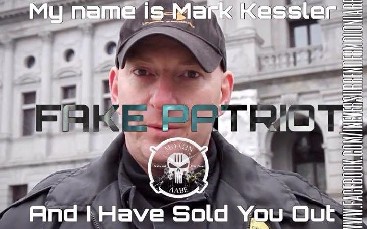 [WATCH] CHIEF MARK KESSLER: The 'American Patriot' Who's Actually A Government Informant