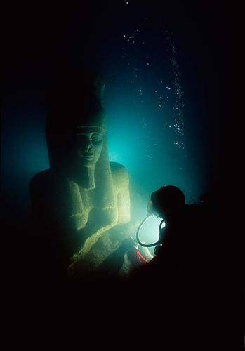 They've Found The Lost City Of Atlant . . . Oh Wait, Thonis Heracleion?