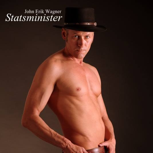 Would You Vote For This NAKED COWBOY? Finally! A Candidate With NOTHING TO HIDE!