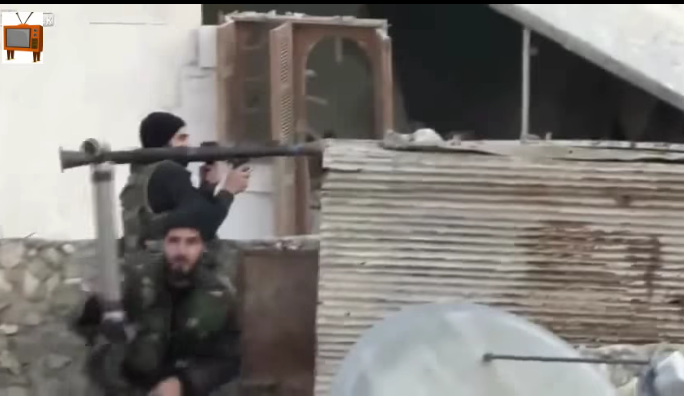Syrian Terrorist Blows Head Clean Off With A RPG-7 9 [WATCH]