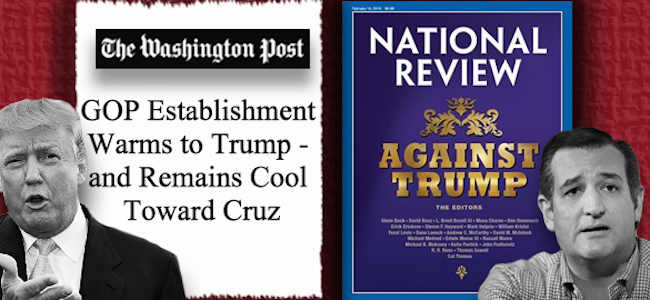 Faux Conservative Media Selling Out And The National Review Putting Its 501(c)(3) Status On The Line, All To Beat Trump