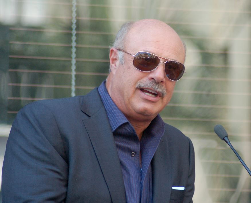Dr Phil Being Sued for False Imprisonment