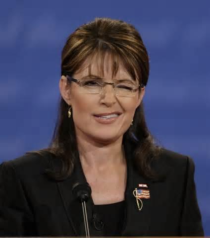 Video: Palin Blames Obama For Sons Arrest