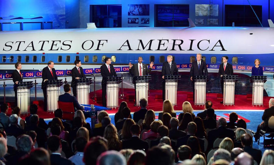M-S-Media Trying To Stack The GOP Primary Deck! Who's Out Of The Next Debate And Who Are They Propping Up To Advance?