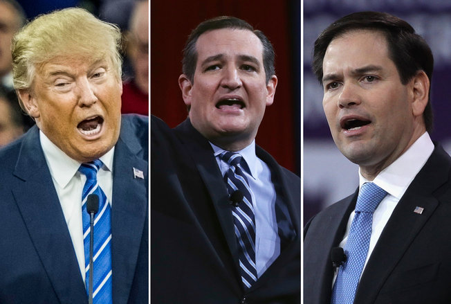 Polls Are All Over The Place! This One Has Cruz On Top!