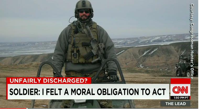 GREEN BERET WHO BEAT DOWN AFGHAN PEDOPHILE GETS A REPRIEVE…ARMY UNDER INVESTIGATION