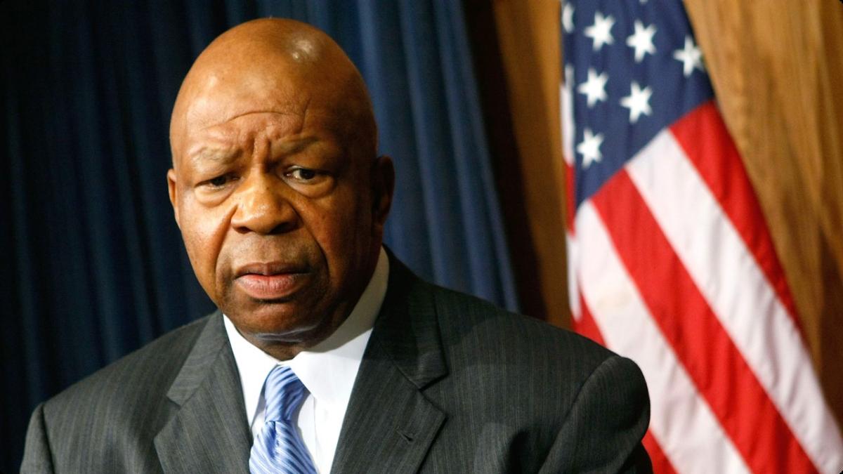 Elijah Cummings is Knee Deep in IRS Scandal