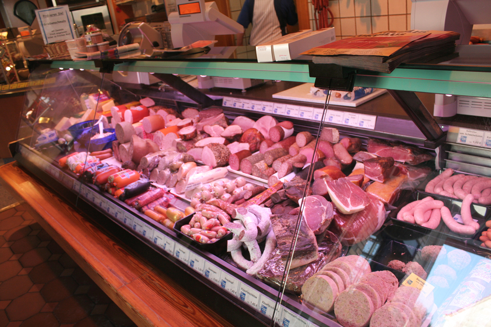 Swiss Butcher Goes to Jail For Selling Pork….Guess Why