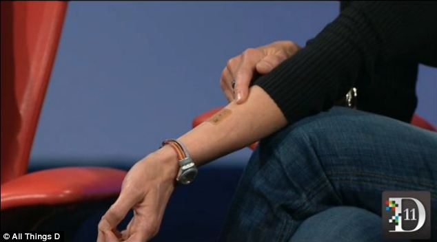 """Watch: Is This Tech Tattoo """"The Mark Of The Beast"""" That Was Written About In Revelation?"""