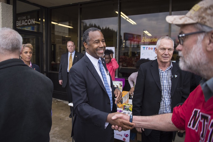 BREAKING: Ben Carson Out, No Path Forward In The POTUS Race