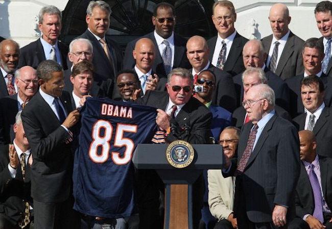 ESPN Demotes Ditka after Hall of Famer Calls Obama 'Worst President We've Ever Had'