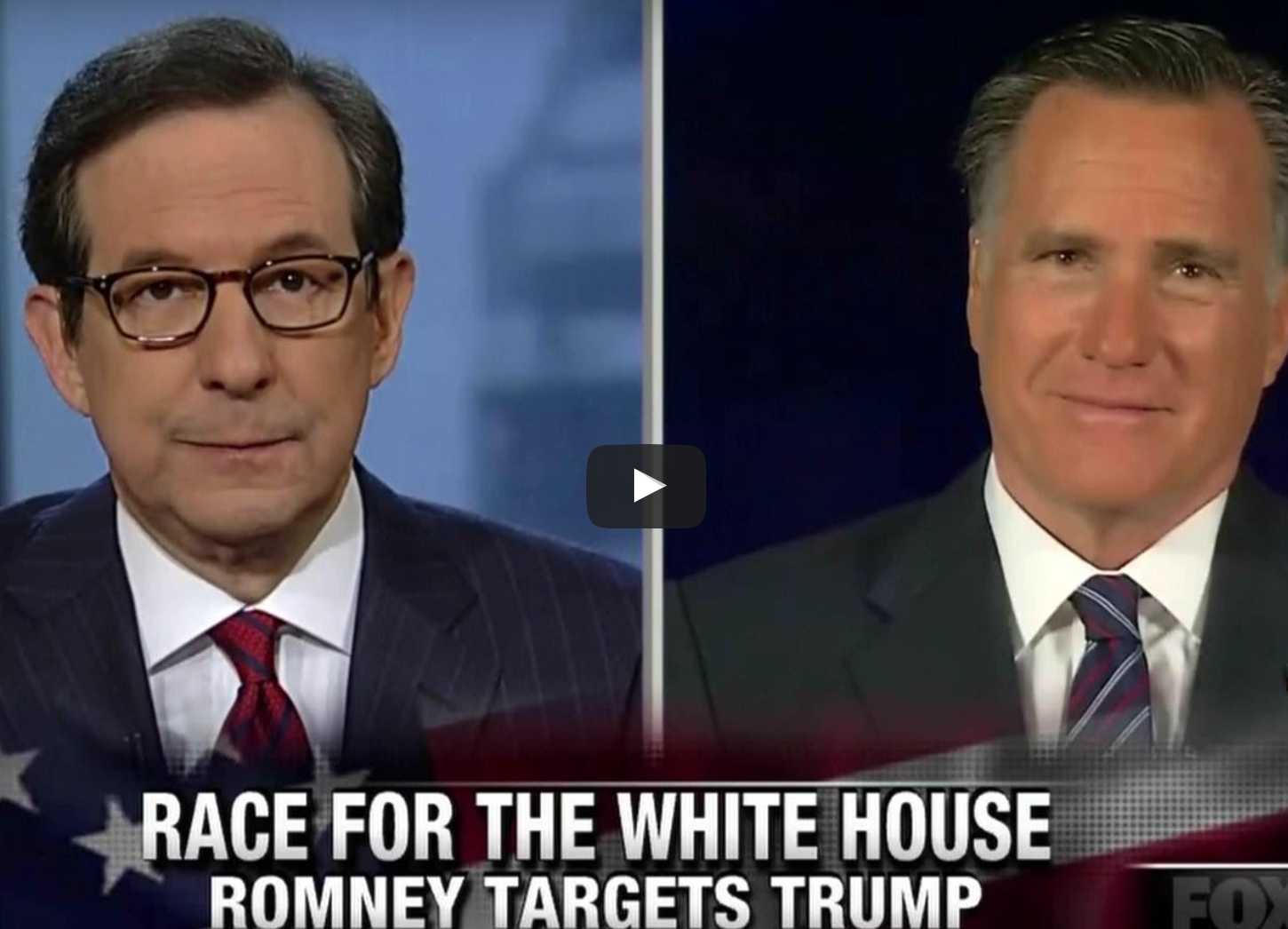 [VIDEO] ROMNEY Waiting In The Wings: Of Course I'll Accept The Nomination!