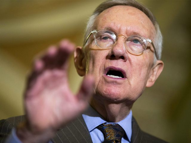 Harry Reid to Be Deposed Over Corrupt Firing of Whistleblower