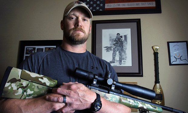 """Justice Served For The Murder Of """"The American Sniper!!"""""""