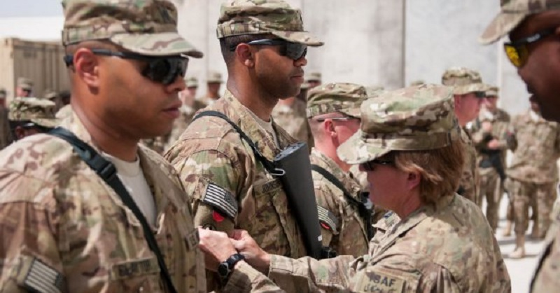 Soldiers Being FORCED to Remove Combat Patches From Uniforms