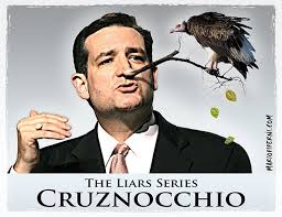 TED CRUZ CLAIMED DONALD TRUMP DONATED 4 TIMES TO HILLARY IN 2008…HE LIED
