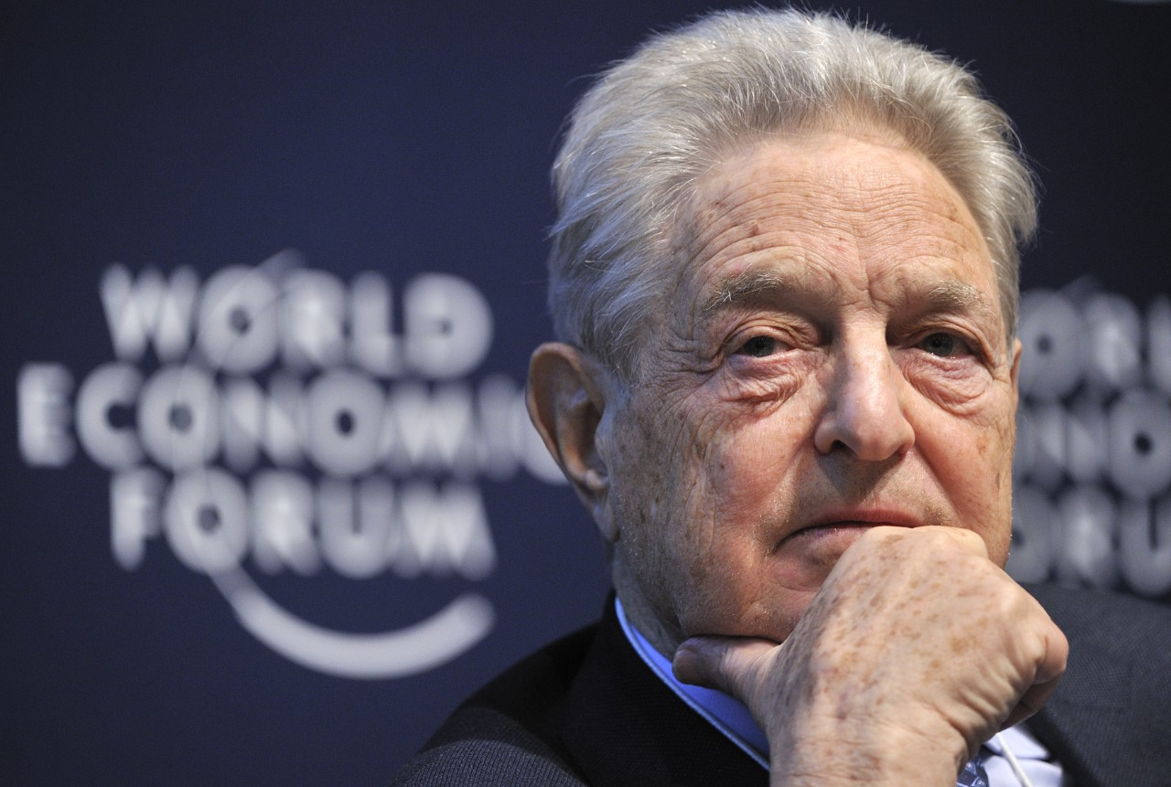 George Soros Funnels $100's Of Thousands To This GOP Candidate! WHY?