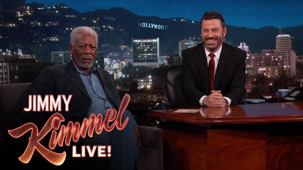 [HILARIOUS VIDEO] The Narration Of Morgan Freeman To … Pedestrians