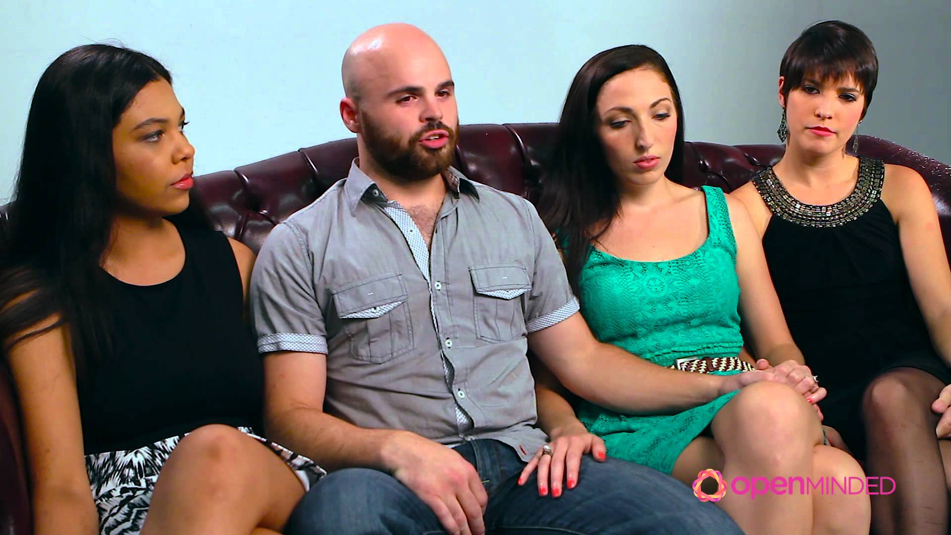 Watch: Huffington Post Advocates Polygamous Relationships; The New Perversion