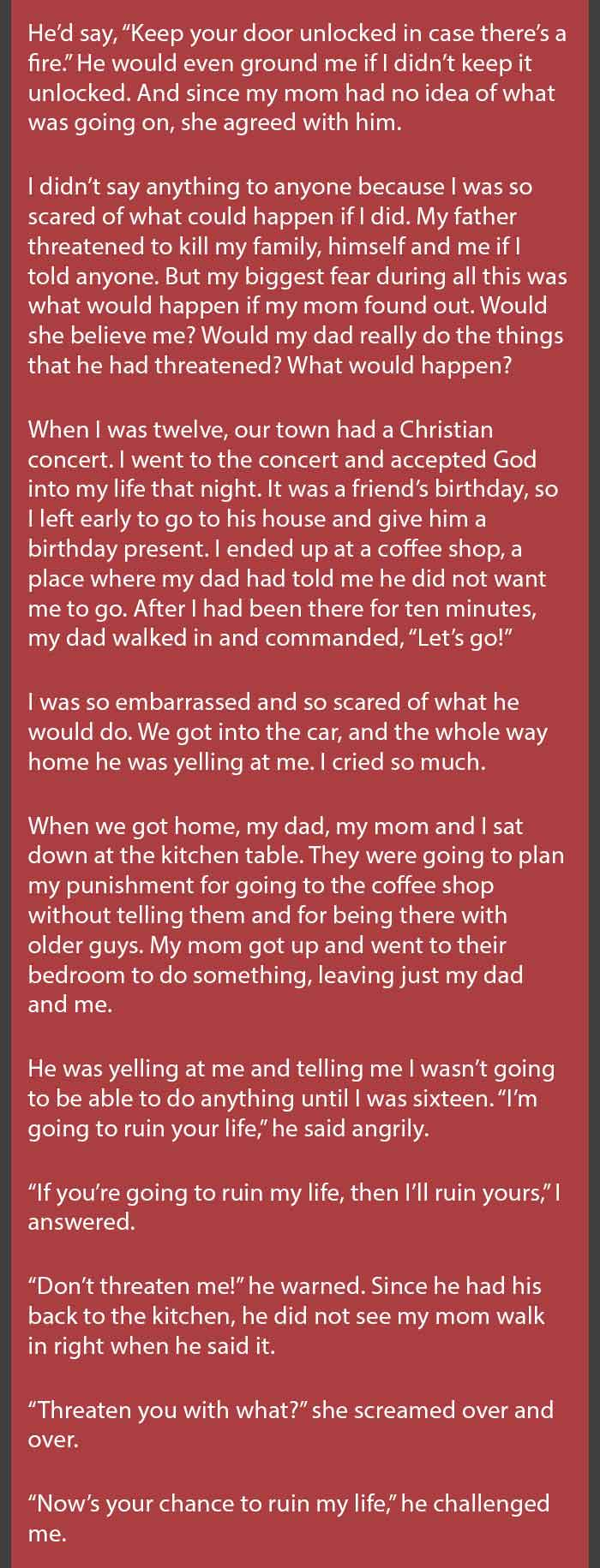 Here's What One Mom Did To Get Safety And Justice For Her Kids Who Were Being Abused ... By Their Dad