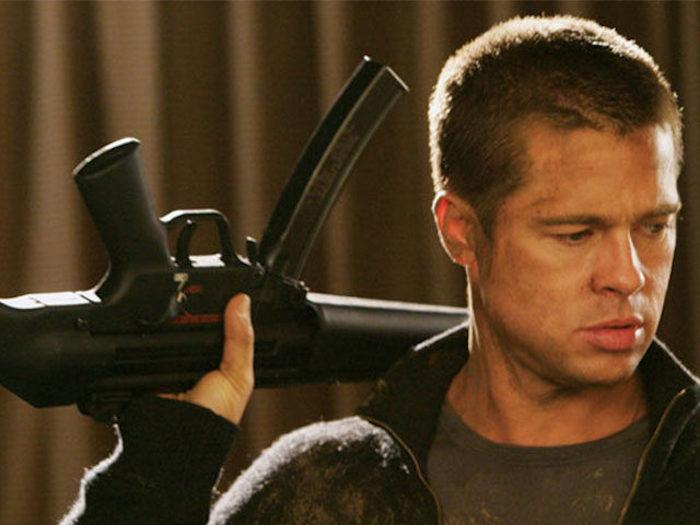 Brad Pitt Turns 180 Degrees On Second Amendment Support And Hosts Gun Control Awards