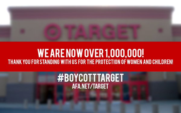 Target Feeling The #BoycottTarget Pain As Signatures Skyrocket And Stocks Tank