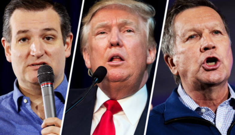 Trump/Kasich Steal Back Delegates From Cruz