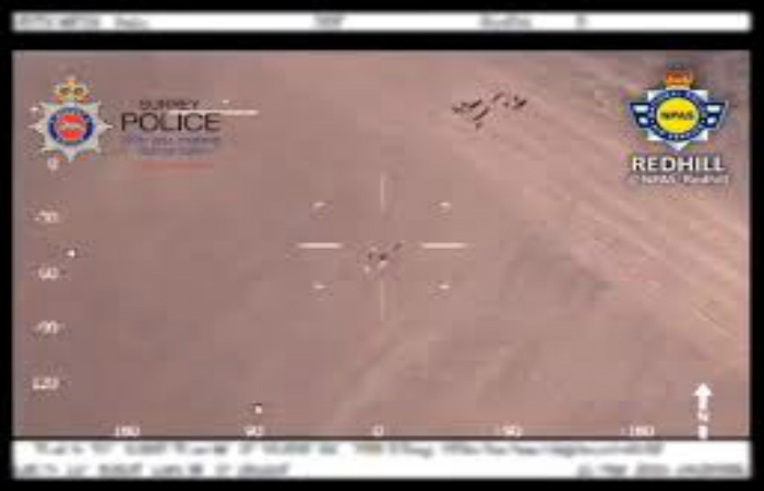 [VIDEO] Children Guide Police Chopper To Burglary Suspects In Most Creative Way