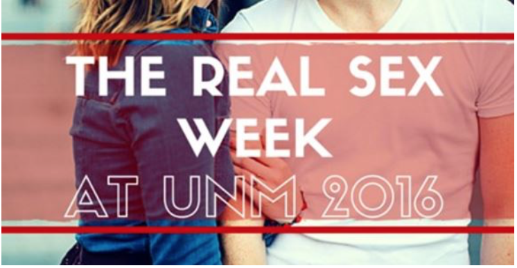 One College Student Shows Feminists What Real 'Sex Week' Looks Like