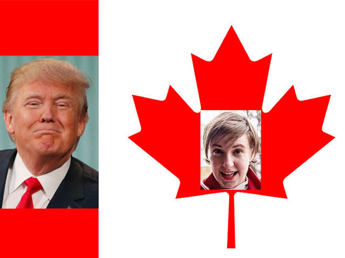 Trump Happily Evicts Another Hollywood Elitist To Canada