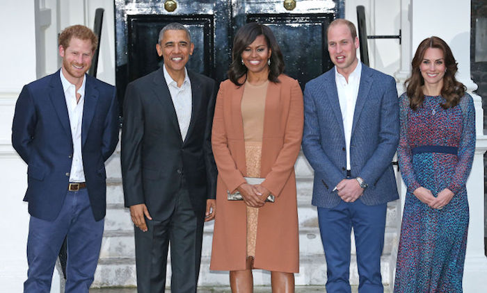 Prince Harry In Twitter War With Obamas Over Wounded/Injured/Sick Military