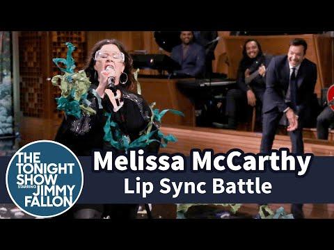 [VIDEO] Hilarious Jimmy Fallon/Melissa McCarthy-LIP SYNC Battle!