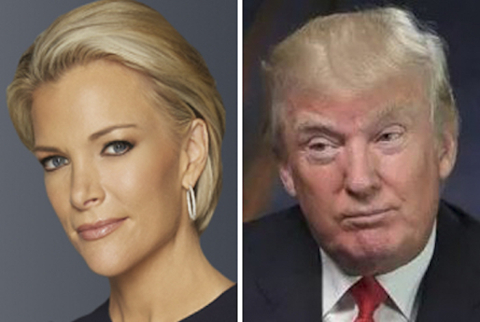Megyn Kelly Meets With The Donald, In Trump Tower