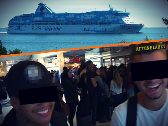 Cruise For 1,700 School Kids Ends In Tragedy As Migrant Passengers Gang-Rape Girl