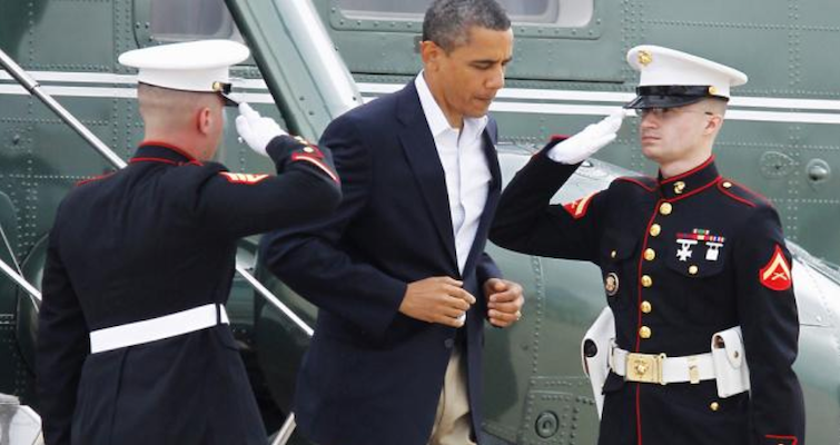 Obama's Horrific Executive Action Steals Finances And Fire Arms From Vets