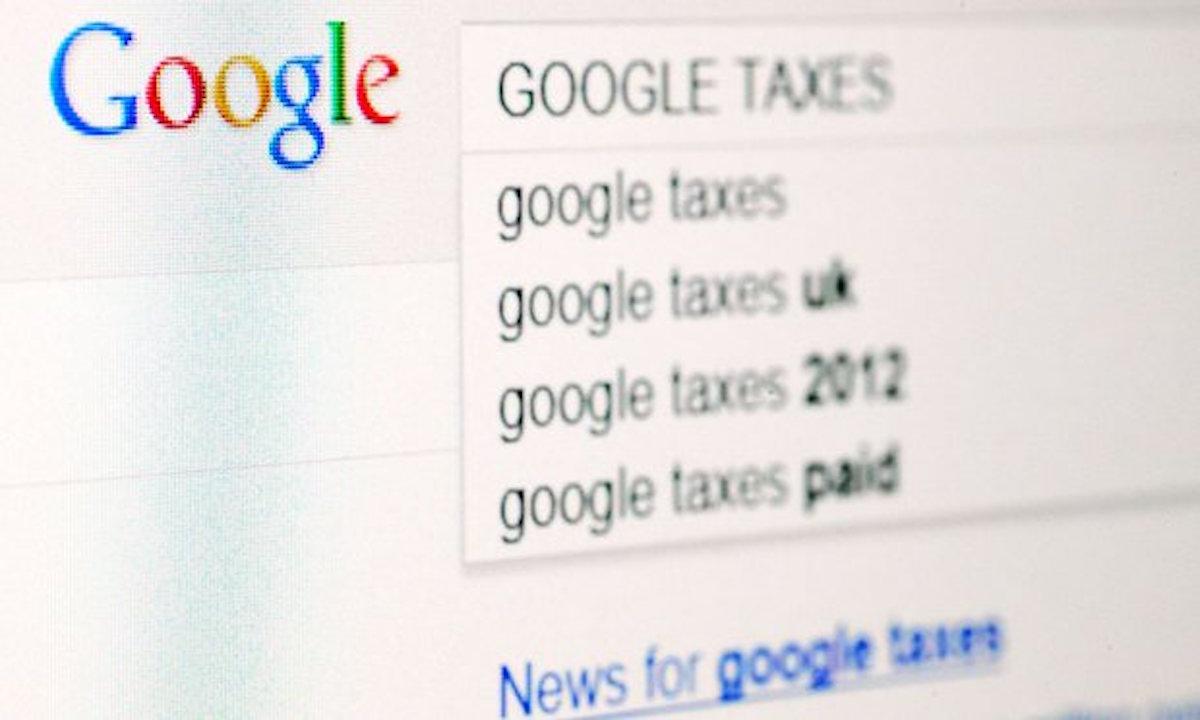 Google Dodging Taxes - Paris Office Gets Raided